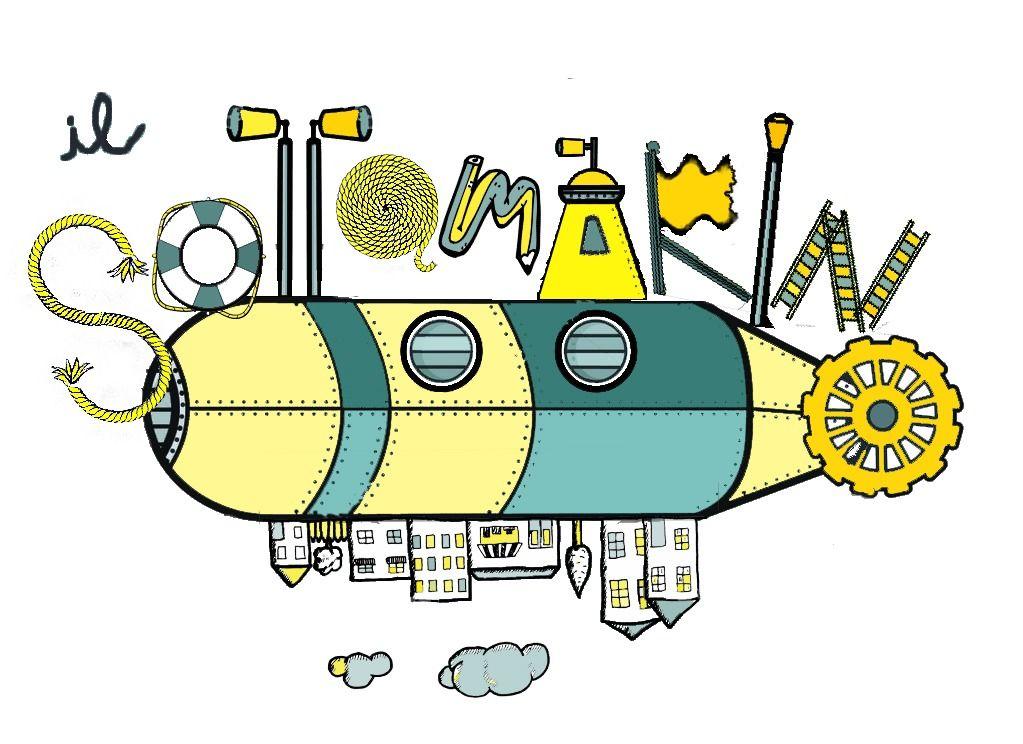 logo beb ilsottomarino