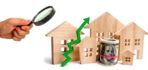 aumento della richiesta di case